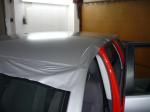 VWS Převlek - střecha