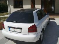 Audi A3 - Tónování autofólií HP20 - propustnost 20%