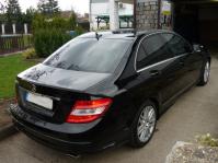 Tónování autoskel - Mercedes Benz C