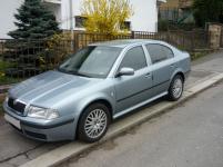 Tónování autoskel - Škoda Octavia