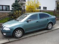 Autofólie - Škoda Octavia II