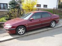 Autofólie - Peugeot 406