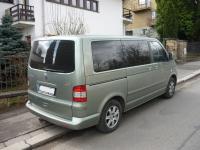 VW Multivan - Tónování autoskel pomocí autofólie